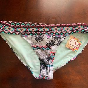 Brand new with tags OP swim bikini bottoms
